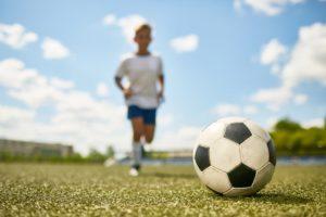 חינוך ילדים לספורט